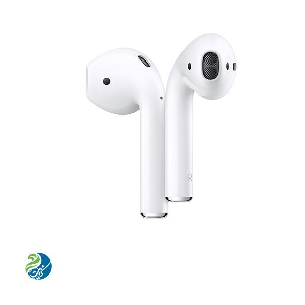 هدفون بی سیم اپل مدل AirPods 2 Wireless