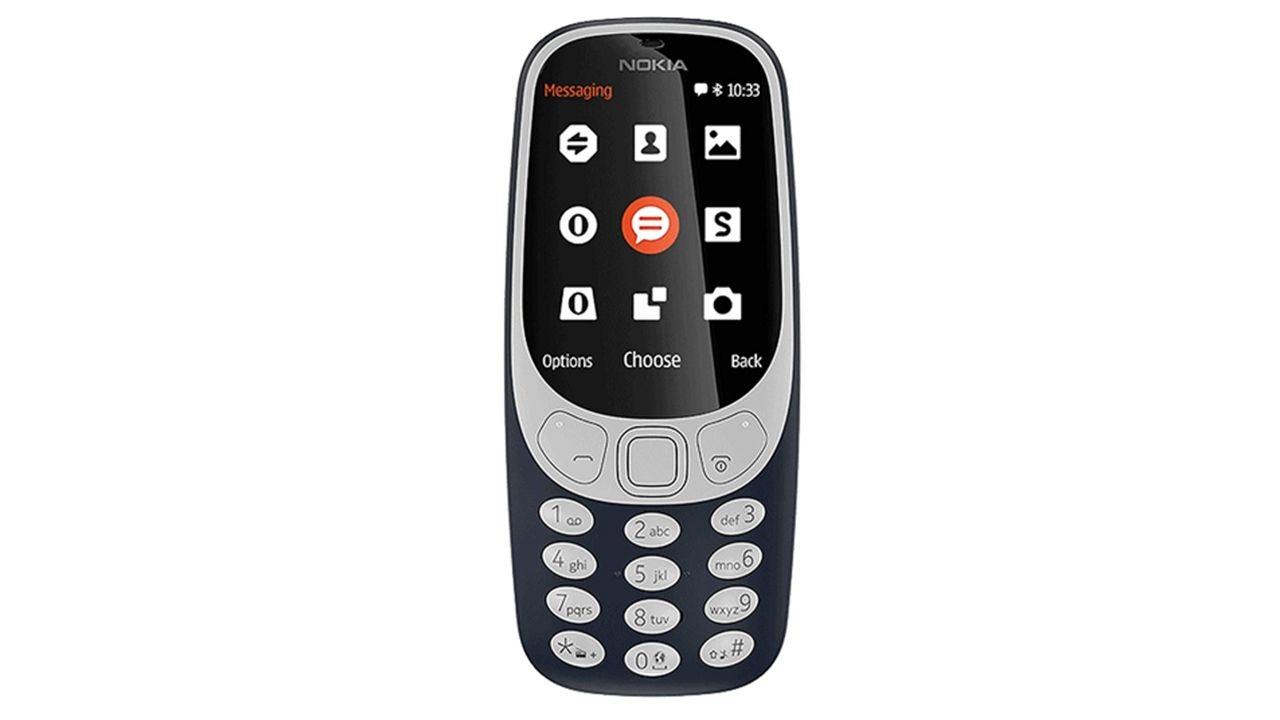 گوشی موبایل نوکیا مدل 3310 3G دو سیم کارت